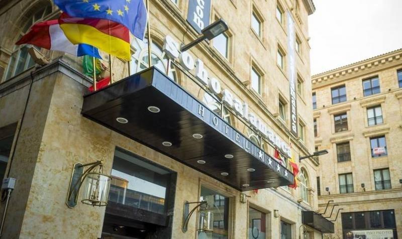 La socimi PSN Gestión compra el Soho Boutique de Salamanca por 2,9 M €
