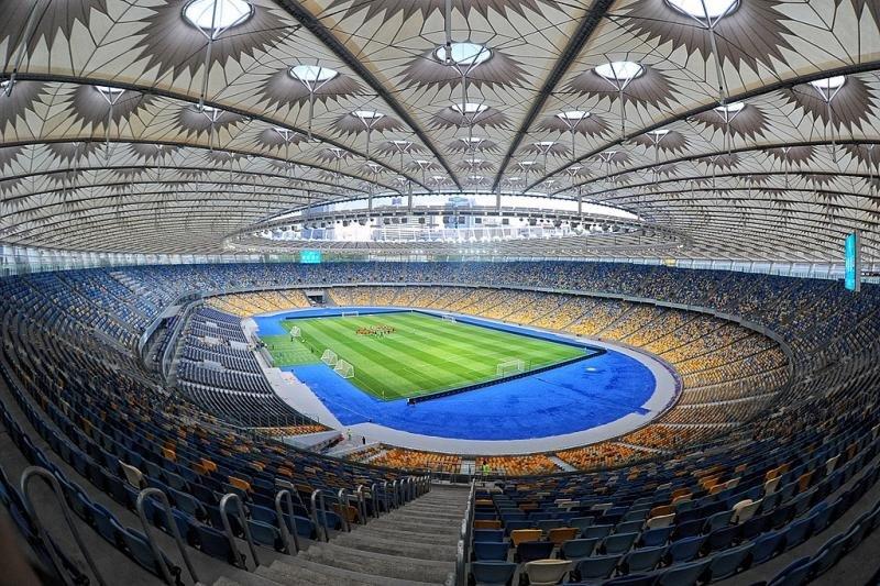 Algunos hoteles de Kiev pretenden hacer su agosto aprovechando la celebración de la final de la Champions en su Estadio Olímpico.