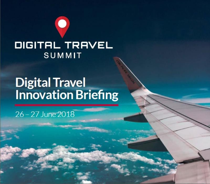 Digital Travel Summit se celebrará en Londres los días 26 y 27 de junio.