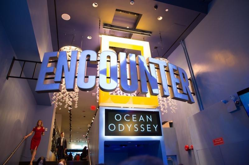 Tecnología inmersiva para descubrir los océanos, lo último en Nueva York