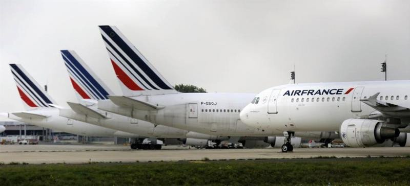 Air France en crisis, aviones de futuro en el presente, efecto Trump…