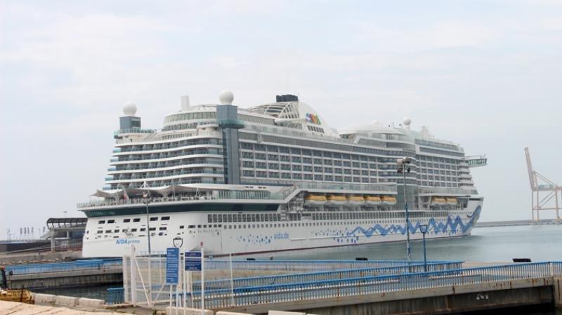 TUI Cruises, NCL y Aida apuestan fuerte por Málaga multiplicando escalas