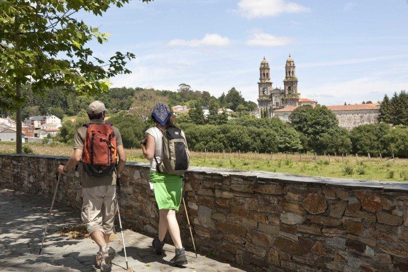 Un 98,6% de los caminantes recomienda a otros realizar la ruta jacobea.