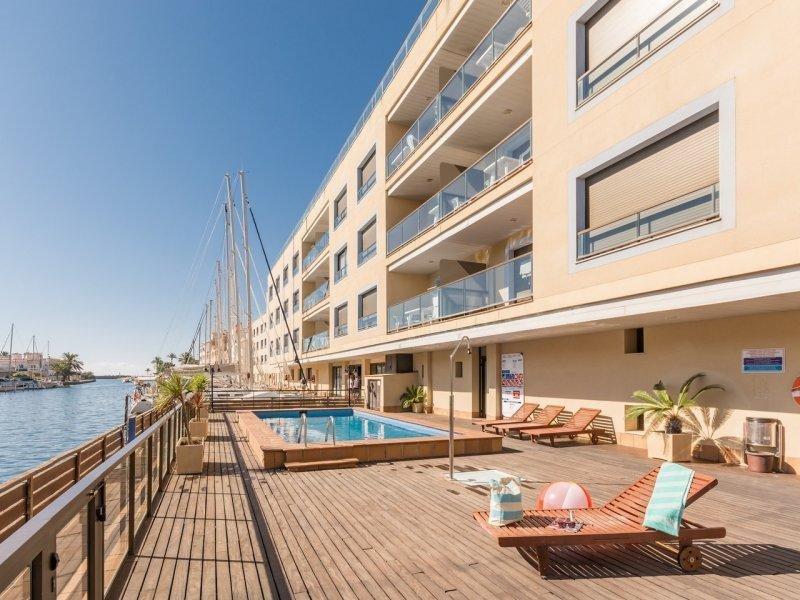 Apartamentos Empuria Brava Marina, adquiridos por Pierre and Vacances.