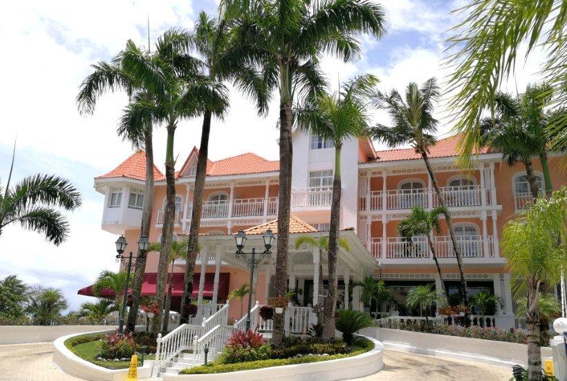 El Hotel Luxury Bahia Principe Samana.