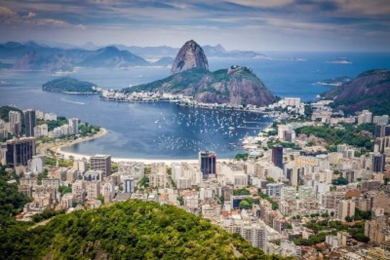 Brasil acumula pérdidas de casi 50.000 M € en turismo desde 2015