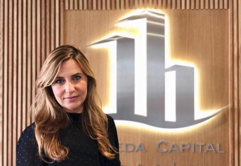 La directora general de la compañía, Patricia Márquez.