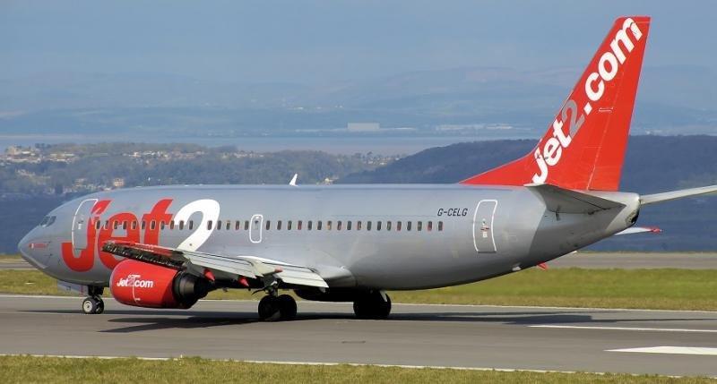 Jet2.com conectarán Almería con ocho aeropuretos británicos