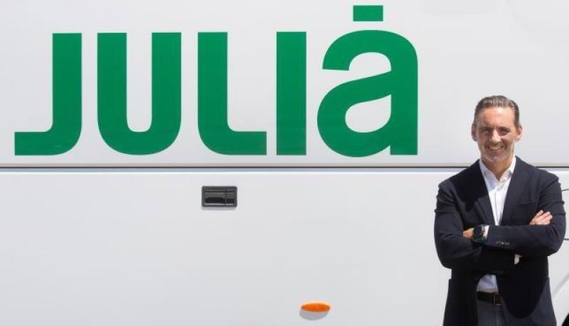 José F.Adell, consejero delegado de Grupo Julià.
