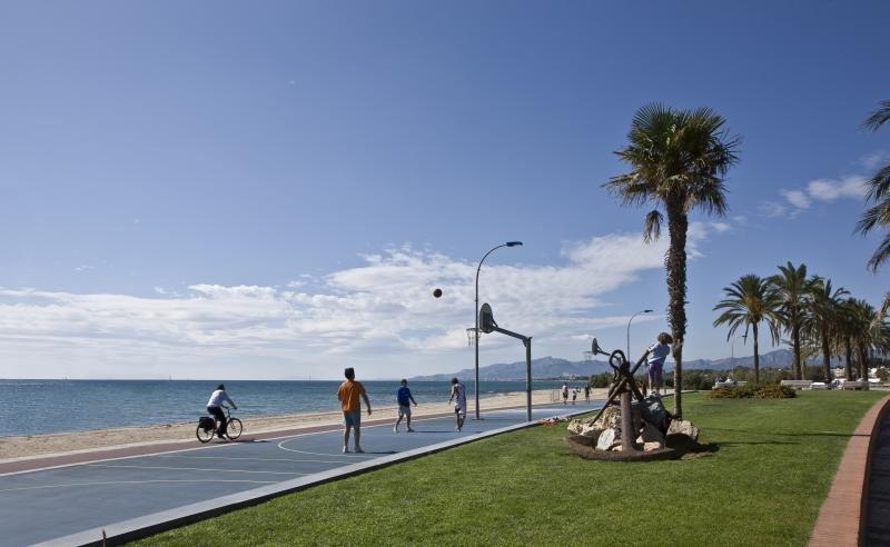 Cambrils es uno de los municipios más turísticos. Foto: Ayuntamiento de Cambrils. Autor: Joan Capdevila.