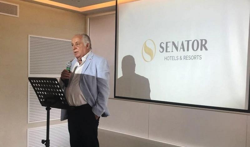 El presidente de Senator Hotels