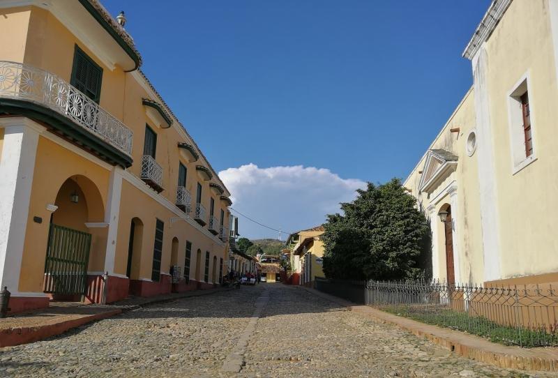 La ciudad de Trinidad es una de las incluidas en numerosos circuitos. Foto: Hosteltur.