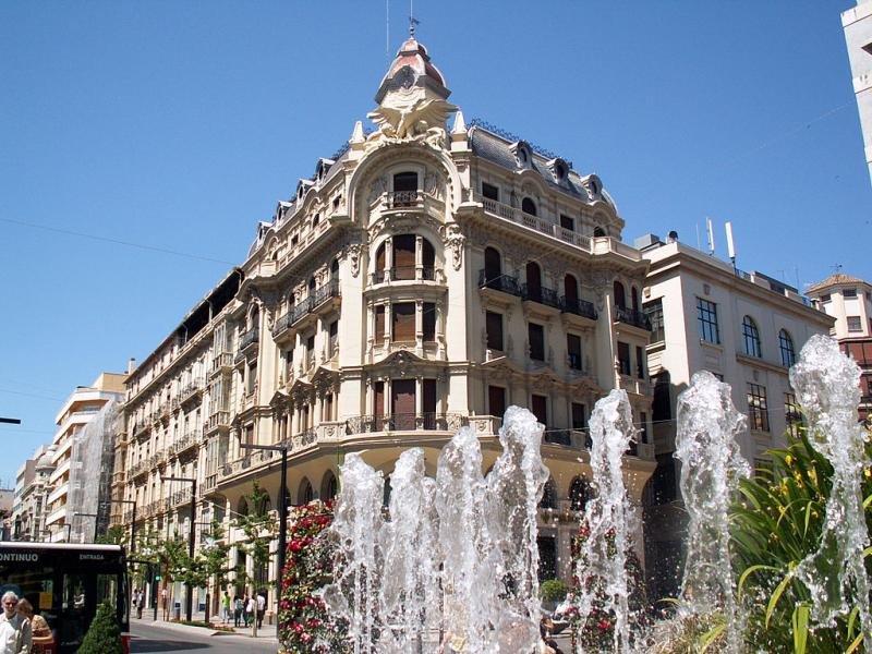 Granada es la ciudad española donde más suben los precios. Foto: Ingo Diron.