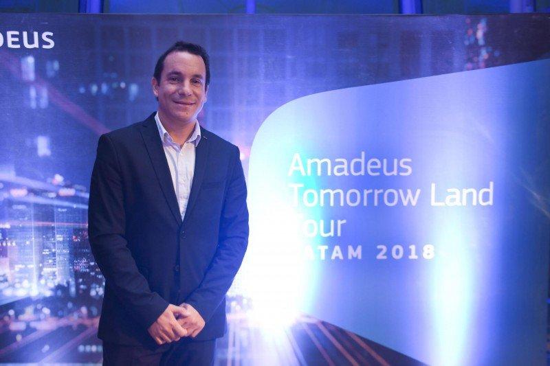 Matías Solé, Gerente Comercial de Amadeus en Argentina.