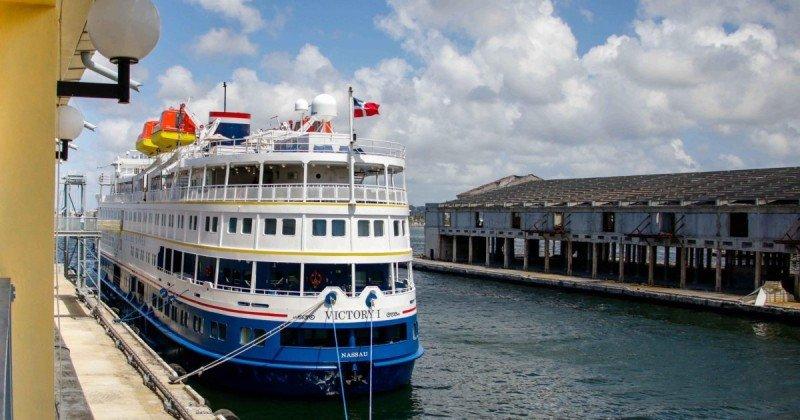 Crucero Victory hace su primera escala en La Habana