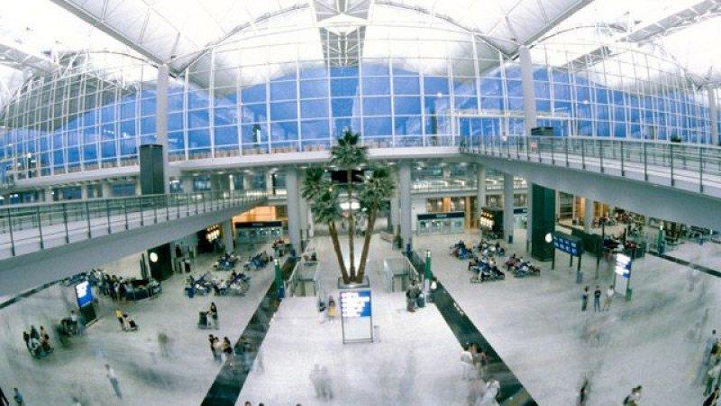 Aeropuerto de Hong Kong. Foto: Arqhys