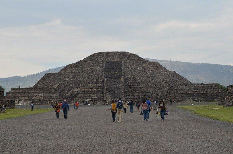 Teotihuacán. (Foto: Taiana González)