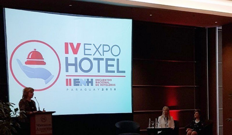 IV Expo Hotel - Asunción Mayo 2018