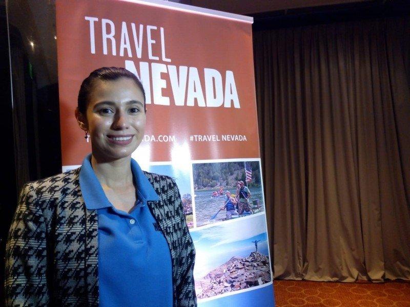 Yennifer Díaz, Especialista de Ventas Internacionales y Relaciones Públicas.