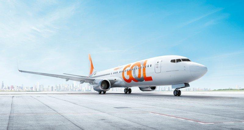 Beneficio de aerolínea GOL cae 6% en el primer trimestre
