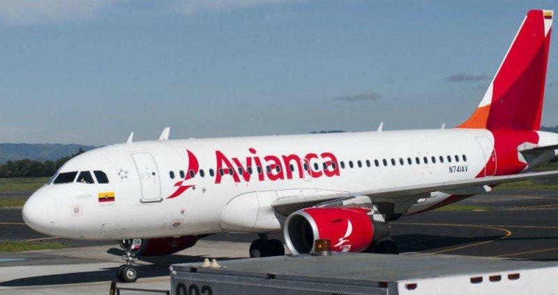 Utilidad neta de Avianca suma US$ 28,8 millones en primer trimestre