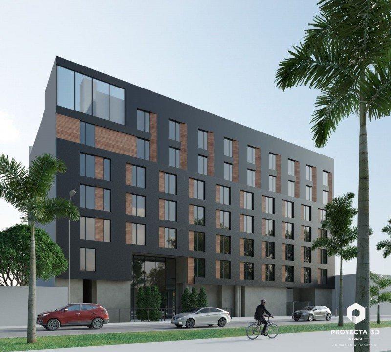 El Hotel Bel'Arte Lima estará en el distrito financiero de San Isidro.
