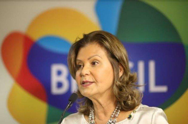Teté Bezerra, nueva presidenta de Embratur.