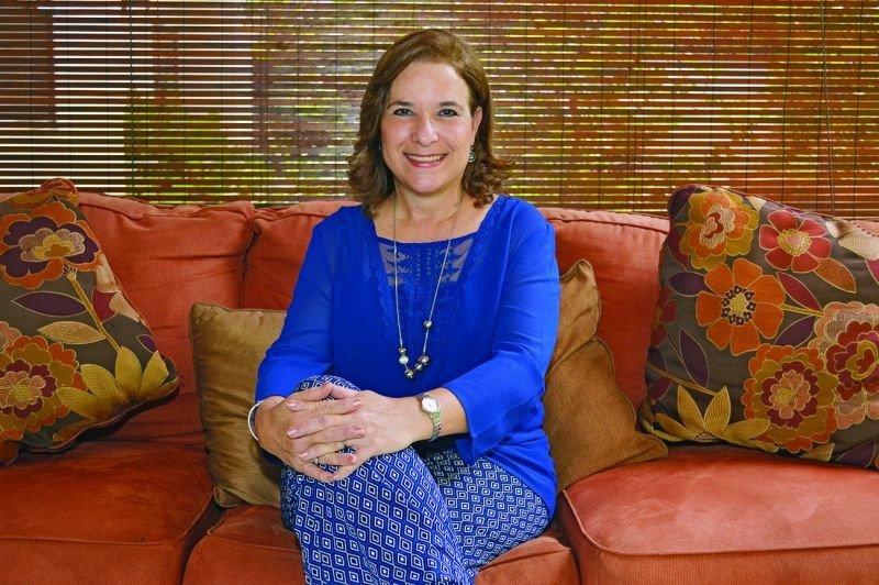 Lucy Valenti, presidenta de la Canatur de Nicaragua.