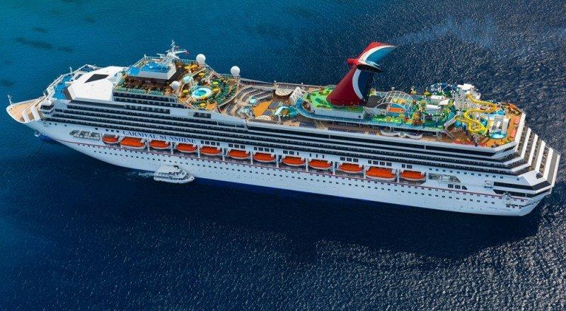 Carnival anuncia nuevo crucero de Carolina del Sur a Cuba en 2019