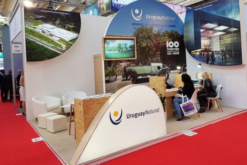 Uruguay en IMEX Frankfurt: la competitividad como diferencial