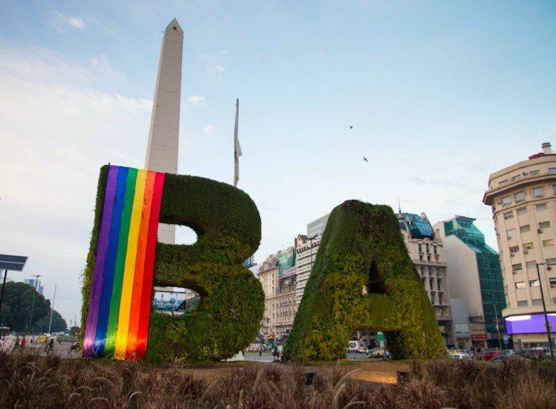 Buenos Aires dentro del top 10 de destinos LGBT del mundo