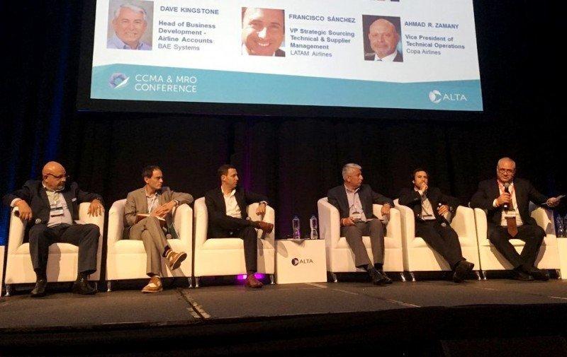 La conferencia de ALTA en Riviera Maya esta semana reunió a unos 750 representantes de la industria aérea.