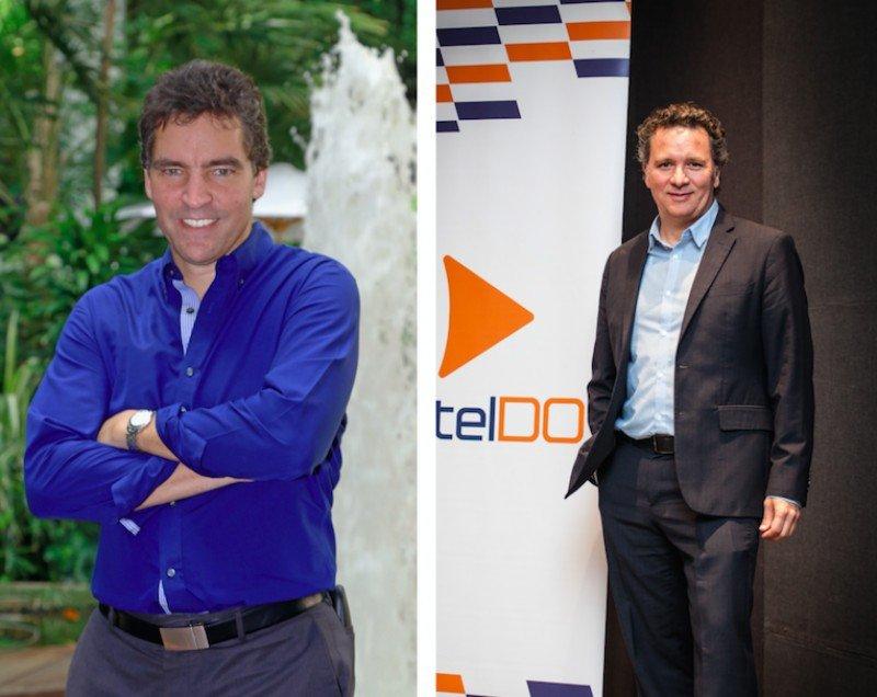 Alejandro Callegaris (izquierda) y Daniel Vázquez (derecha)