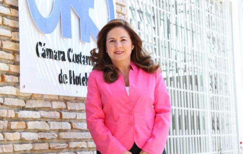 Flora Ayub, directora ejecutiva de la Cámara Costarricense de Hoteles. Foto: La República CR