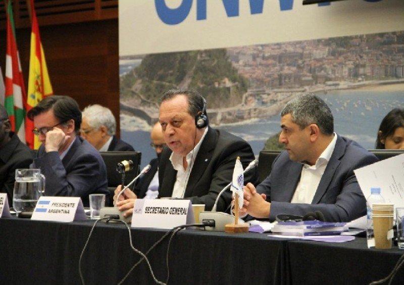 El ministro argentino Gustavo Santos es el nuevo presidente del Comité Ejecutivo de la OMT.