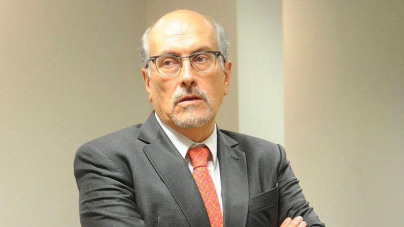 Héctor Viñuales, presidente de FEDECATUR. (Foto: La Gaceta)