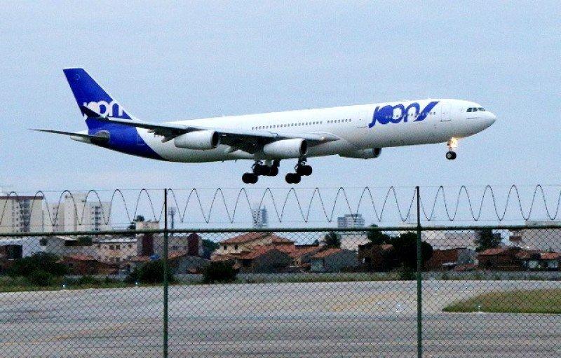 Joon, de Air France, ofrece 2 vuelos semanales entre París-Charles de Gaulle y Fortaleza, cifra que aumentará a 3 vuelos semanales en el invierno europeo 2018/19.