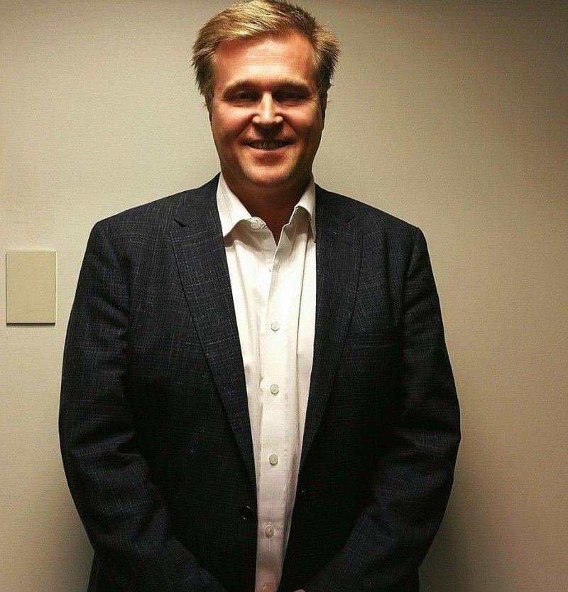 Holger Paulmann, CEO de Sky Airline.