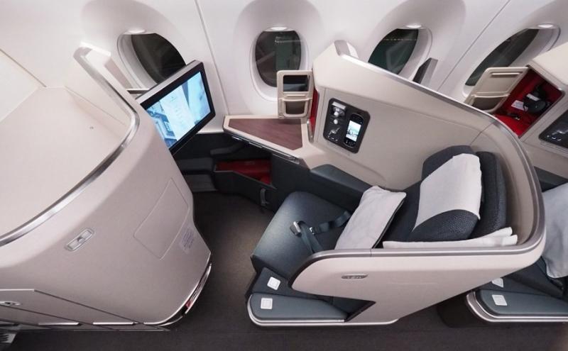 Cathay Pacific estrena su Airbus A350-1000 en España