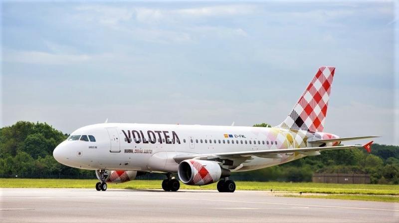 Volotea arranca su programa de verano con 60 rutas adicionales