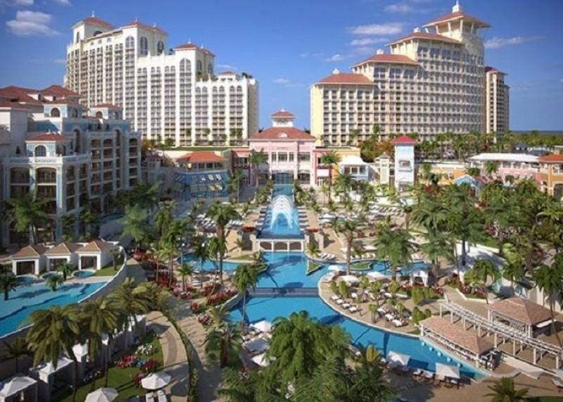 Un solo complejo hotelero generará el 20% del PIB de Bahamas