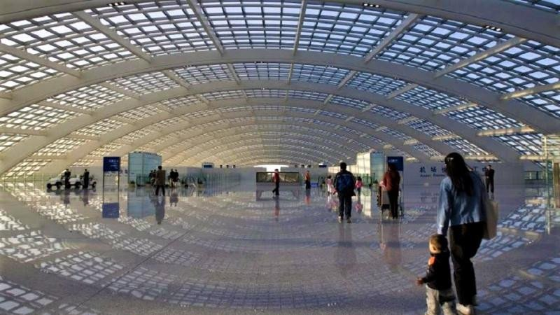 Aeropuerto Internacional de Beijing (Foto: Efe/ D. Azubel).
