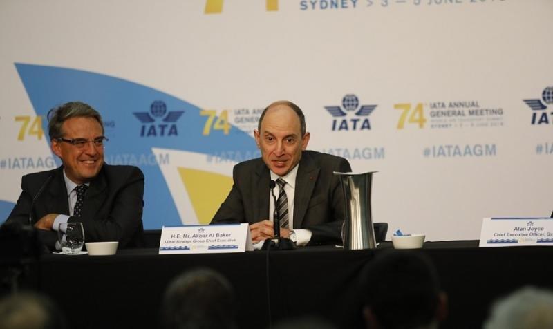 Iberia y Air Europa en la Junta de Gobernadores de IATA 2018-2019
