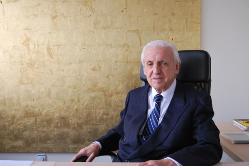 Javier Carreño, en una fotografía de Innovaética.