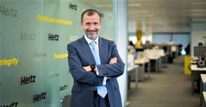 Hertz nombra un nuevo consejero delegado en España