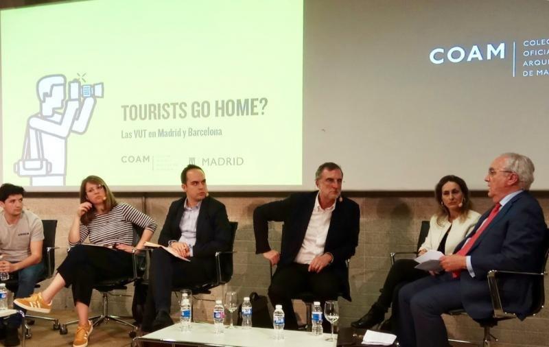 Los hoteleros de Madrid, optimistas ante el nuevo plan de hospedaje