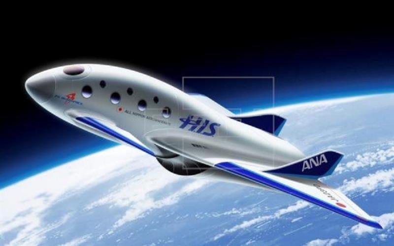 Japón en la carrera de vuelos espaciales comerciales