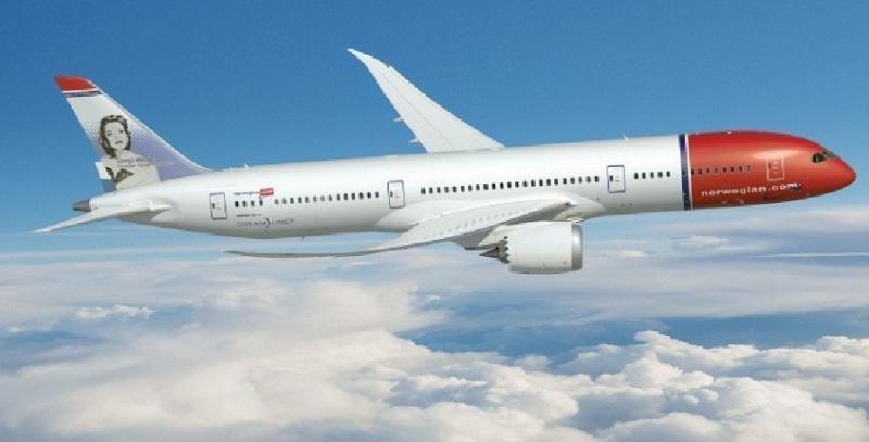 Norwegian cuenta con una flota de 153 aviones: 124 Boeing 737 y 29 Dreamliners.