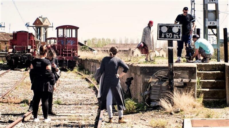 La Rioja se apunta al turismo cinematográfico (Foto: La Rioja Film Commission).