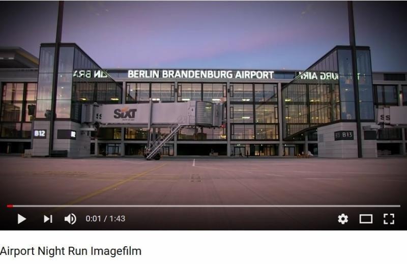 El mayor elefante blanco de Berlín: el aeropuerto 'fantasma' de Brandenburgo.